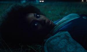Enigma … Teyonah Parris as Monica Rambeau in WandaVision.
