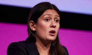 Lisa Nandy said the government faced a choice between the national interest and partisan ideology.