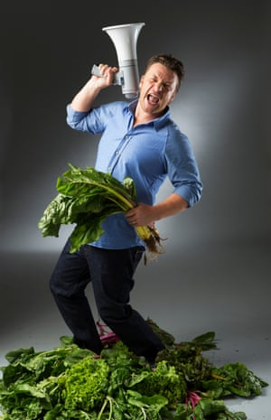 10 Chefs: Jamie Oliver in London
