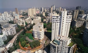 Mumbai ... the dismantling of the old way of life is creating opportunities for entrepreneurs who can spot a service gap