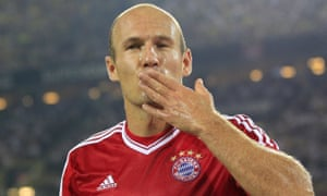 Arjen Robben, pictured in 2013, said his international career was 'an unforgettable time I will always treasure'.