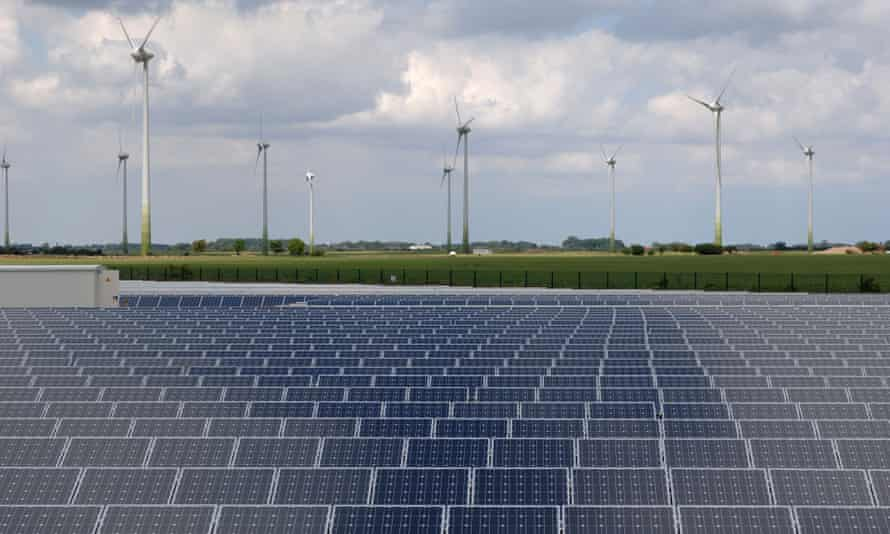 The NAO said the energy department was too slow to see that more renewable energy was being deployed than expected.