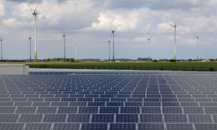 Renewable sources accounted for around 25% of the UK's electricity generation in 2015.