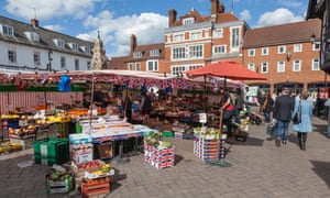 Market Square, Saffron Walden, Essex