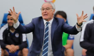 Claudio Ranieri torpedoed Chelsea's 2003-04 Champions League campaign with a dreadful substitution. Now he seems far more decisive with Leicester.