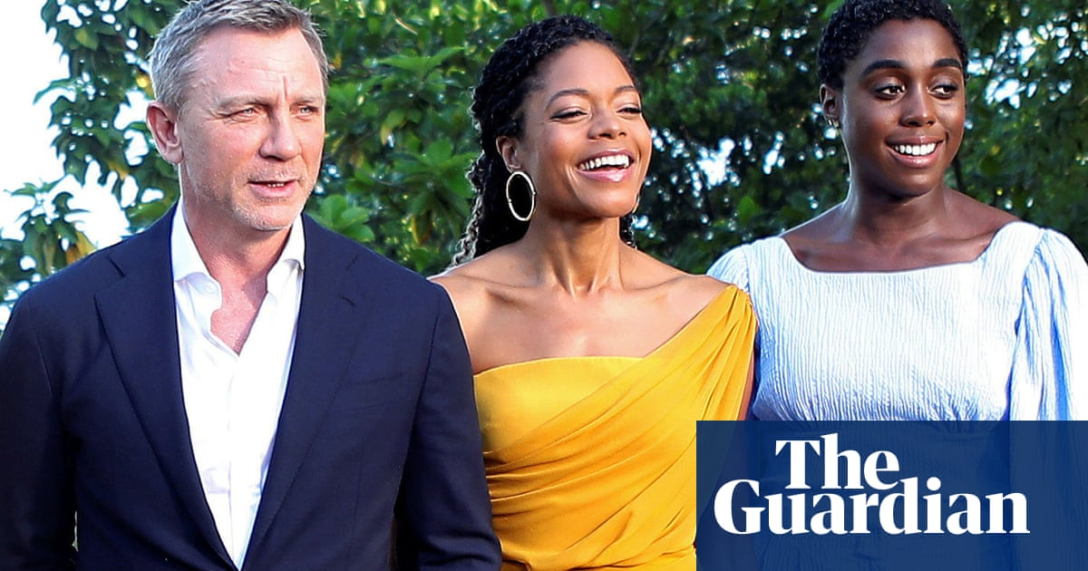 Bond's number is up: black female actor 'is the new 007' | Film