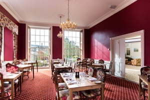 The Swan at Hay restaurant
