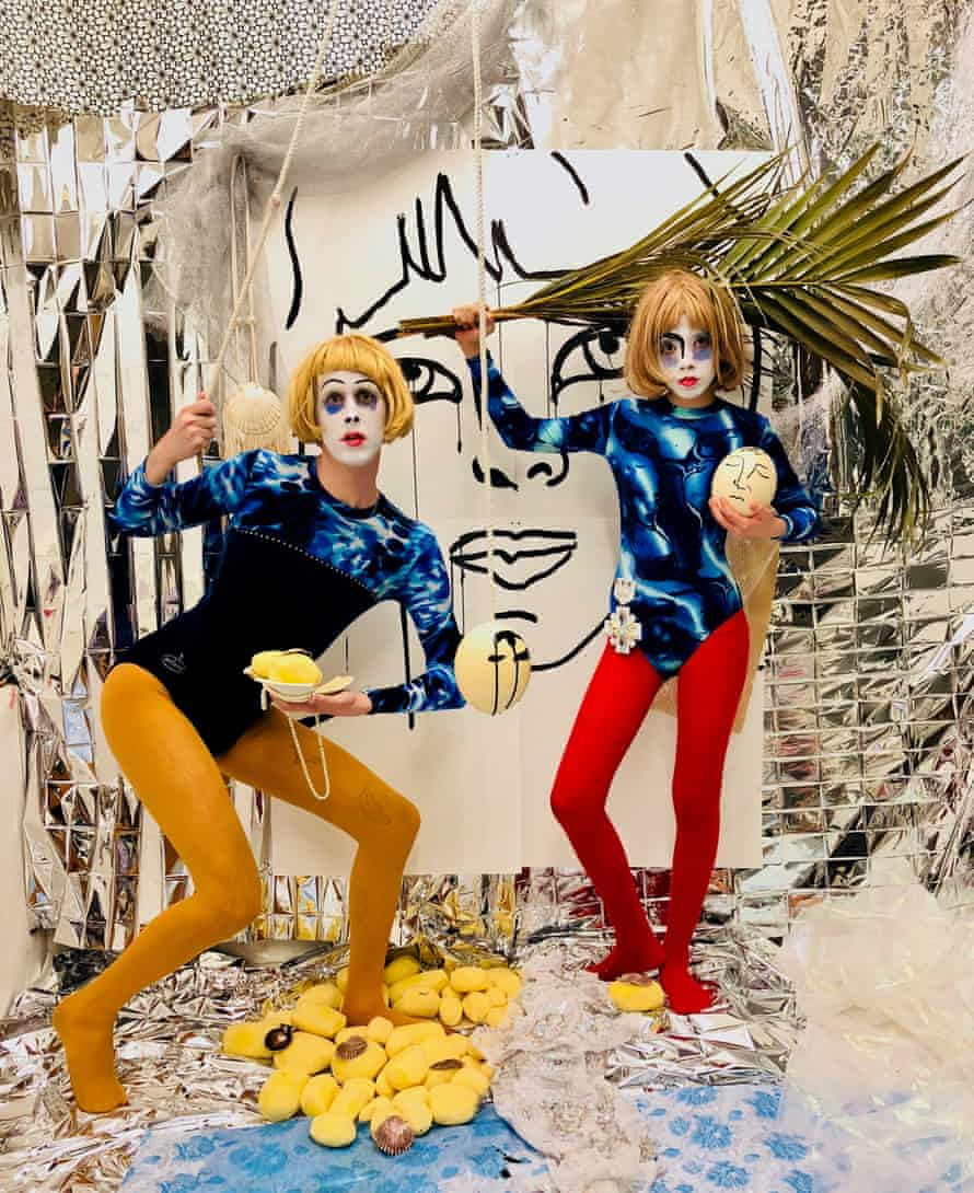 Paul Kindersley's Oh! from Orlando at the Present Time at Charleston.