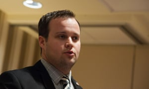 Josh Duggar speaks during the 42nd annual Conservative Political Action Conference.