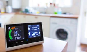 The government target is for every home and business to have been offered one of the energy smart meters by the end of 2020.