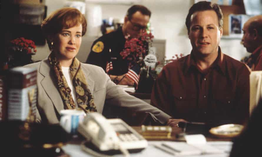 Heard with co-star Catherine O'Hara in Home Alone 2: Lost In New York, from 1992.