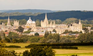 Oxford colleges have been asked to help identify land in the corridor for a million new homes.