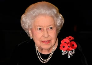 London, EnglandQueen Elizabeth II arrives for the the annual Royal Festival of Remembrance at the Royal Albert Hall