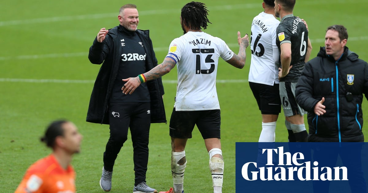Derby could still face Championship relegation as two EFL fixture lists released