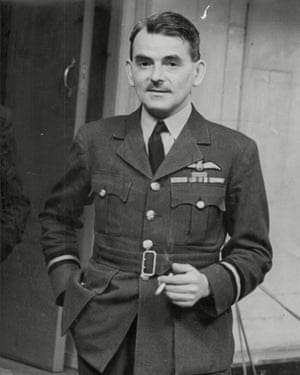 Air Commodore Sir Frank Whittle Inventor Of The Jet Engine Seen Here On His 48th Birthday.Mandatory Credit: Photo by Evening News/REX/Shutterstock (1528455a) Air Commodore Sir Frank Whittle Inventor Of The Jet Engine Seen Here On His 48th Birthday. Air Commodore Sir Frank Whittle Inventor Of The Jet Engine Seen Here On His 48th Birthday.