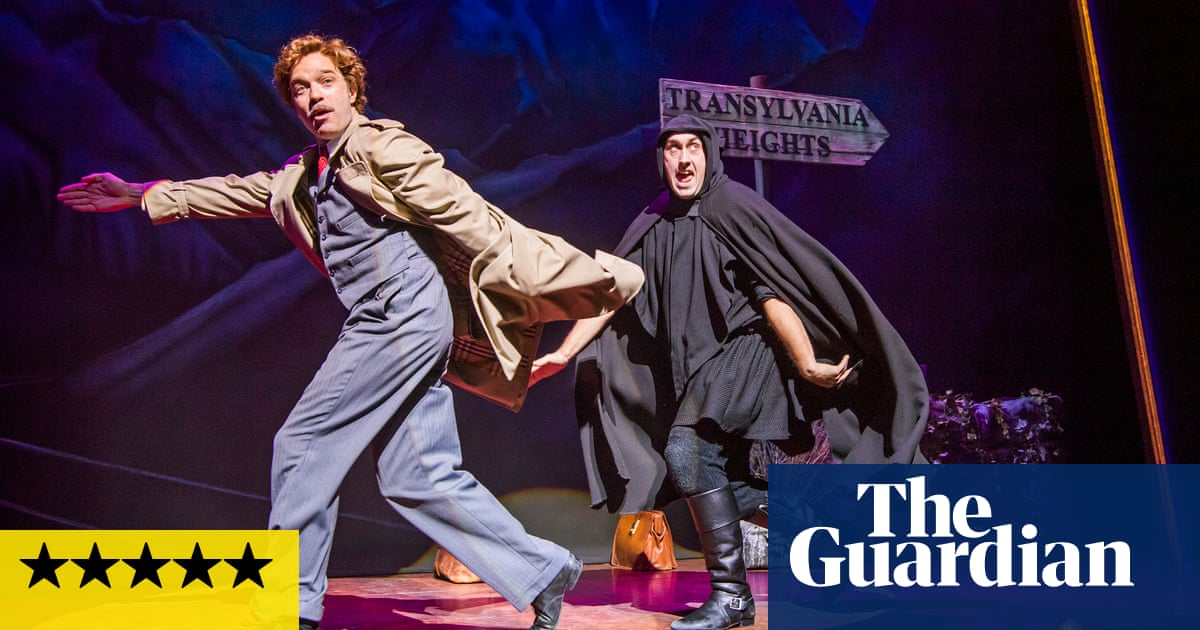 Young Frankenstein Review Glorious Gags As Mel Brooks Bolts