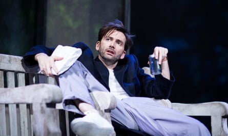 David Tennant as DJ in Don Juan in Soho