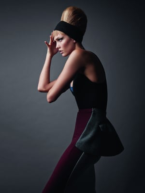 Karlie Kloss for British Vogue, November 2015