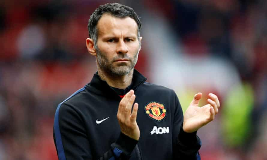 Ryan Giggs, pictured in 2016 during his spell in charge of Manchester United's first team, has described managing Wales as 'one of the top jobs'.
