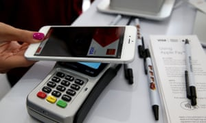 Apple Pay has accelerated take-up of contactless payment technology.