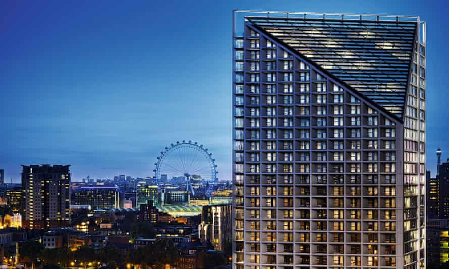 The Two Fifty One building in London
