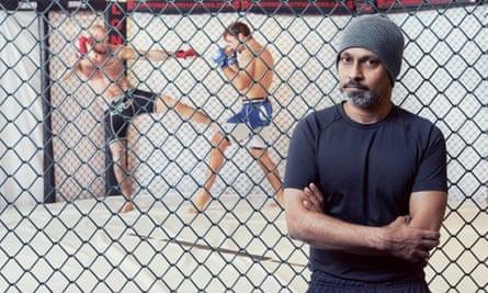 Dance fight … Akram Khan.
