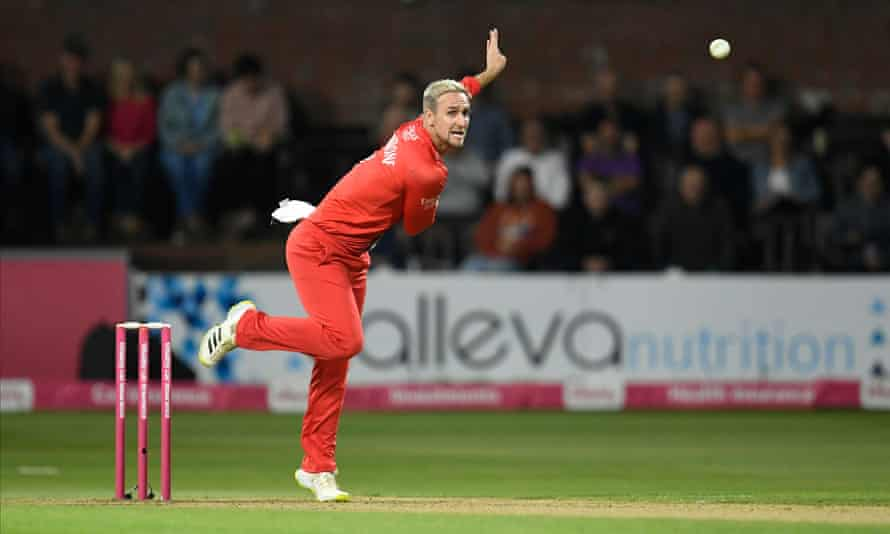 Liam Livingstone had a breakout year in white-ball cricket but misses out on the England Lions squad.
