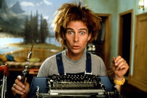 Australian comedian Yahoo Serious as Mr Accident.