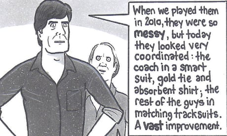 David Squires on ... the Socceroos at the Confederations Cup