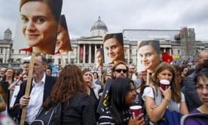 Memorial rally for MP Jo Cox, London,  22 June 2016