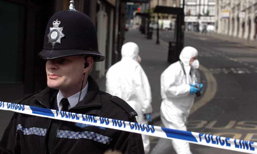 Over a year, from March 2017, police reported 285 killings by people using knives or sharp instruments in England and Wales.