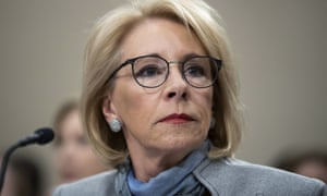 Betsy DeVos rolls back Obama-era guidance on campus sexual assault ...