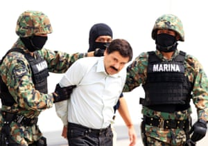 El Chapo became the master of tunnelling drugs beneath the US-Mexico border.