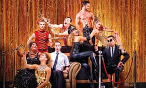 The sassy, brassy showstopper Velvet returns to Adelaide Fringe.