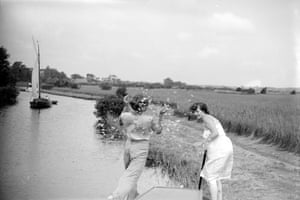 The Broads, Norfolk, 1934