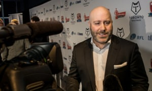 Eric Perez, who helped found the Toronto Wolfpack, is now leading a consortium hoping Ottowa will be part of British rugby league.