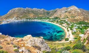 Beautiful islands of Greece - Serifos, CycladesGM8TC0 Beautiful islands of Greece - Serifos, Cyclades