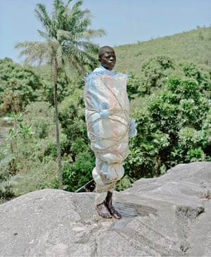 Statuette Nganga SaleLaye – Guinea, 2011, Ya Kala Ben series.