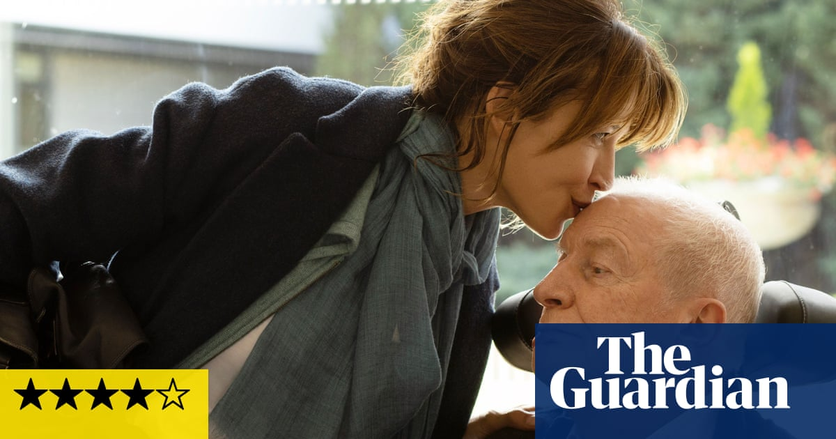 Everything Went Fine review – wonderfully observed story of assisted dying
