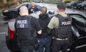 ice immigration arrest