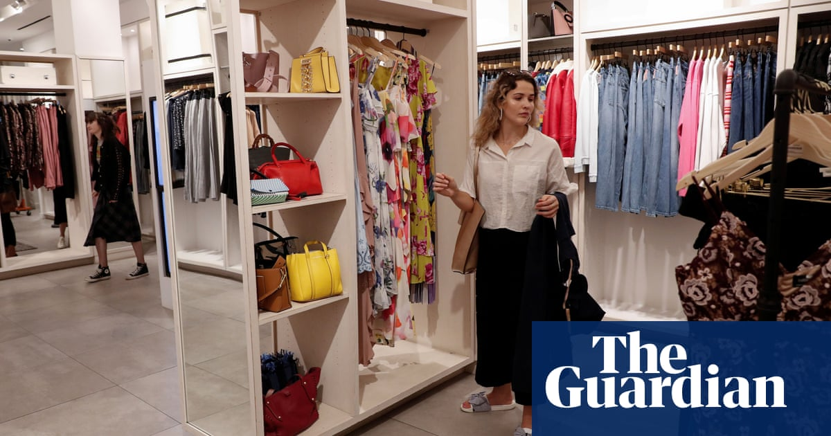 Renting clothes is 'less green than throwing them away'