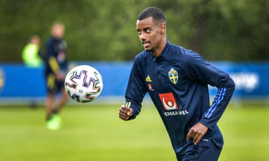 Alexander Isaac: the new Zlatan?