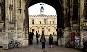 Oxford University, where Armitage is professor of poetry.