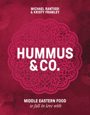 Hummus and Co by Michael Rantissi and Kristy Frawley (Murdoch Books RRP $49.99/£20)