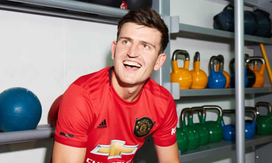Harry Maguire at Manchester United