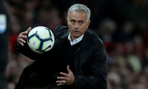 José Mourinho: taking his ball and going home?