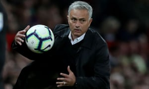 José Mourinho said finishing second with Manchester United in the Premier League last season was 'one of my greatest achievements in football'.