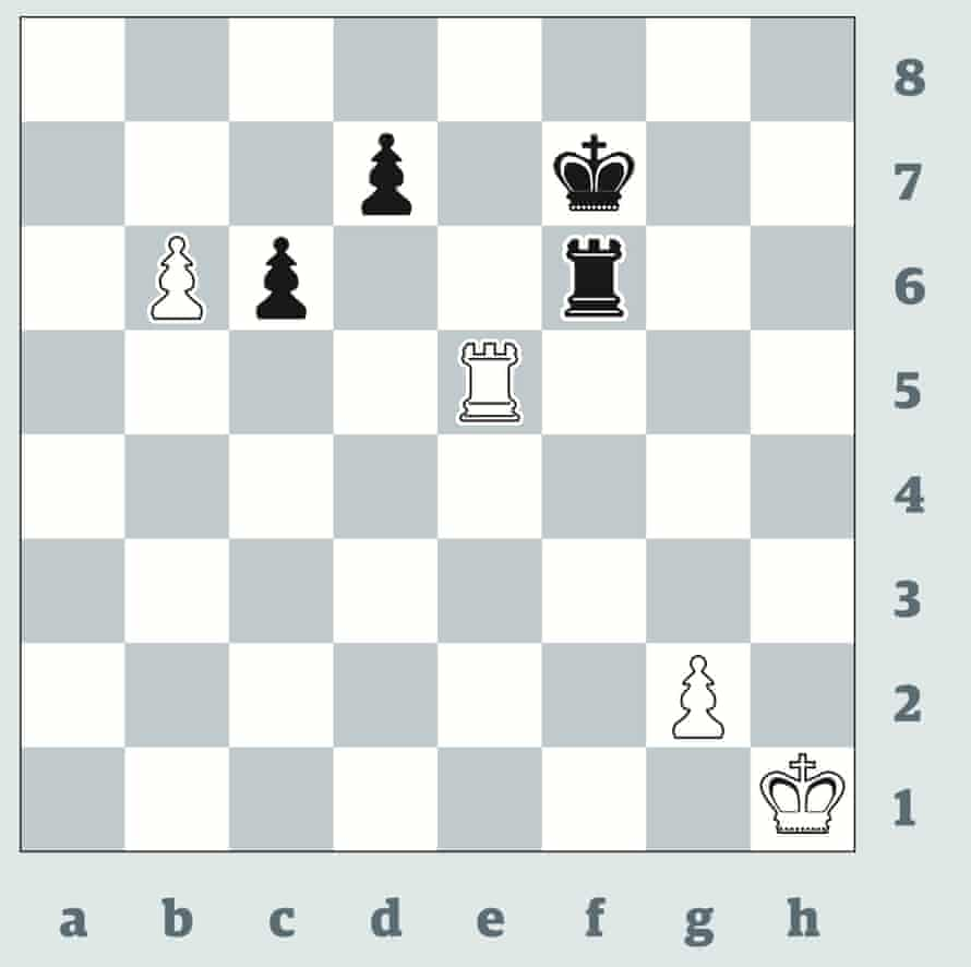 Chess puzzle 3444