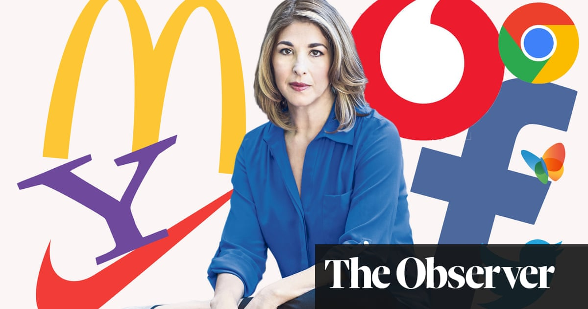 No Logo at 20: have we lost the battle against the total branding of our lives?