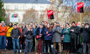 University staff across the UK are striking this week over pay and pensions.